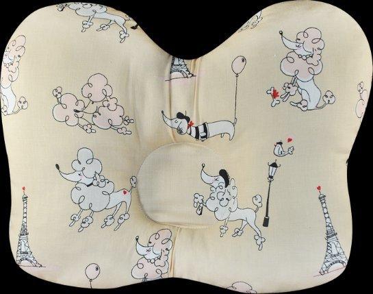 Ортопедическая подушка для новорожденных в кроватку: нужна ли при кривошее и как сделать своими руками?