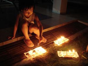 Что делать, если ребенок обжегся