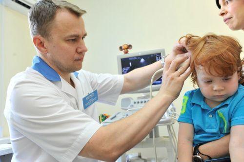 УЗИ головного мозга для детей: как сделать УЗИ ребенку до года?