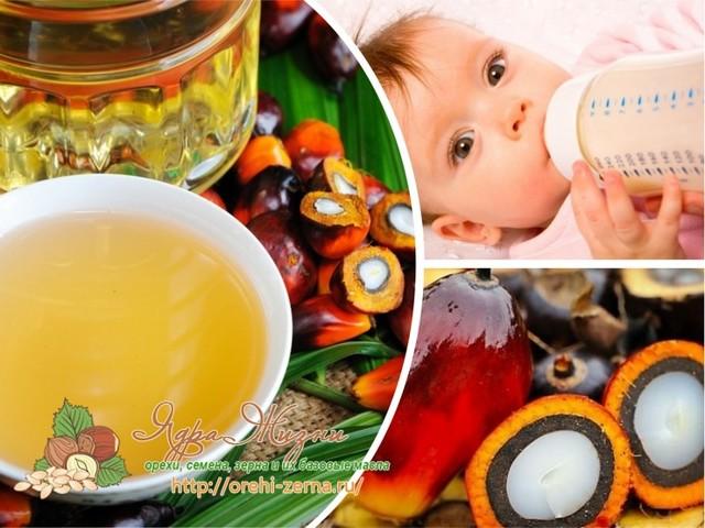 Риски использования промышленного детского питания