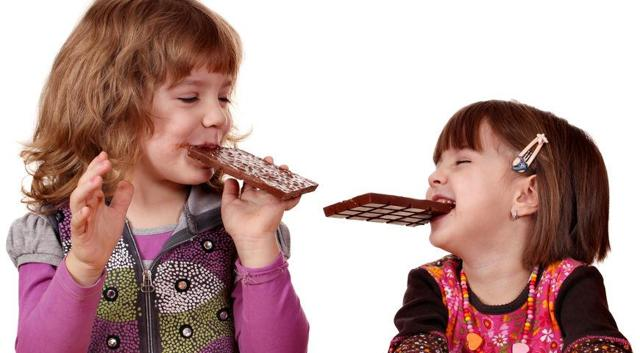 Можно ли ребенку шоколад?