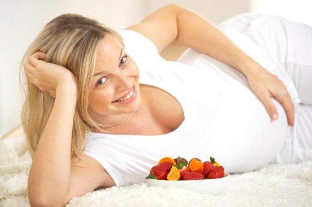 Диета для беременных во 2 триместре