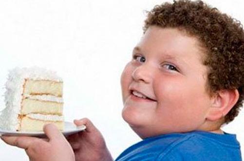 Питание детей при ожирении