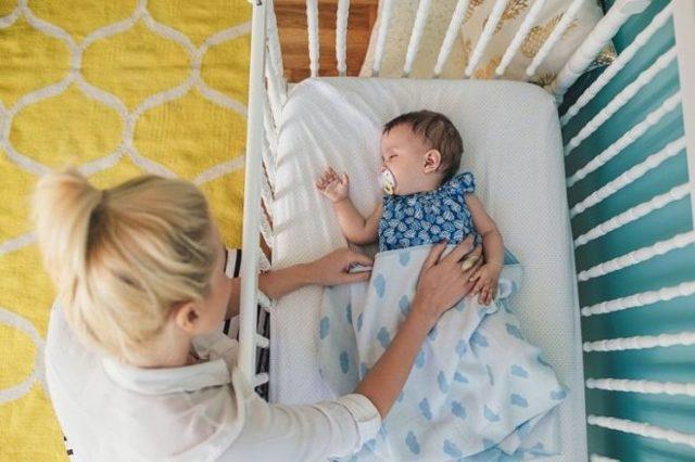 Почему ребенок не спит ночью?