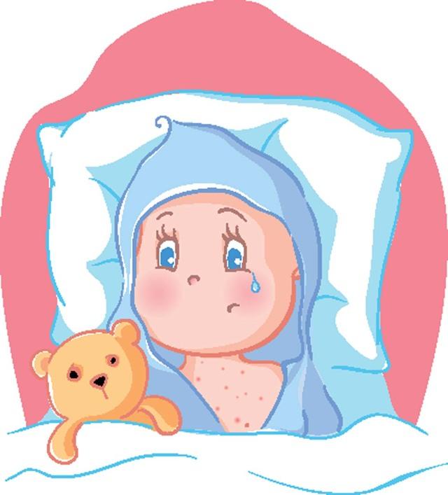 Розеола у детей - не повод для беспокойства!