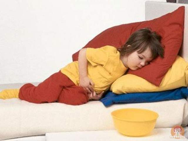Причины гастрита у детей – виноваты родители?