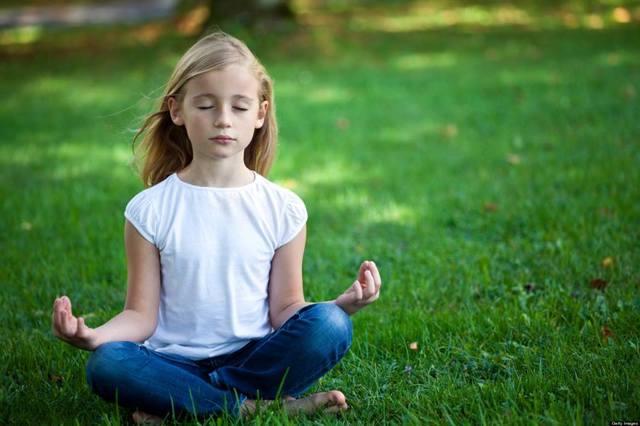 Упражнения на релаксацию для детей