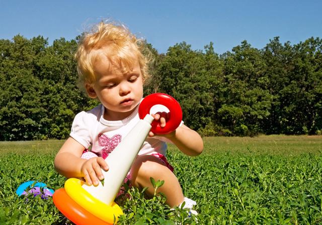 Развитие самостоятельности у детей от года до двух лет