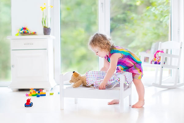 Как научить ребенка играть самостоятельно