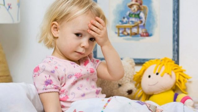 Что делать с прогулками, если ребенок заболел? Часть 2