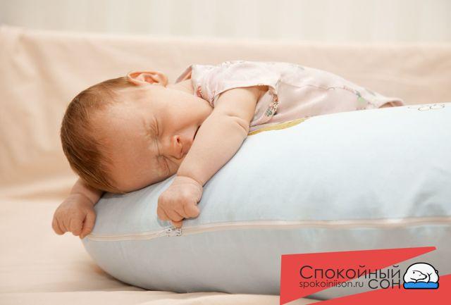 Сколько часов должен спать ребенок до года
