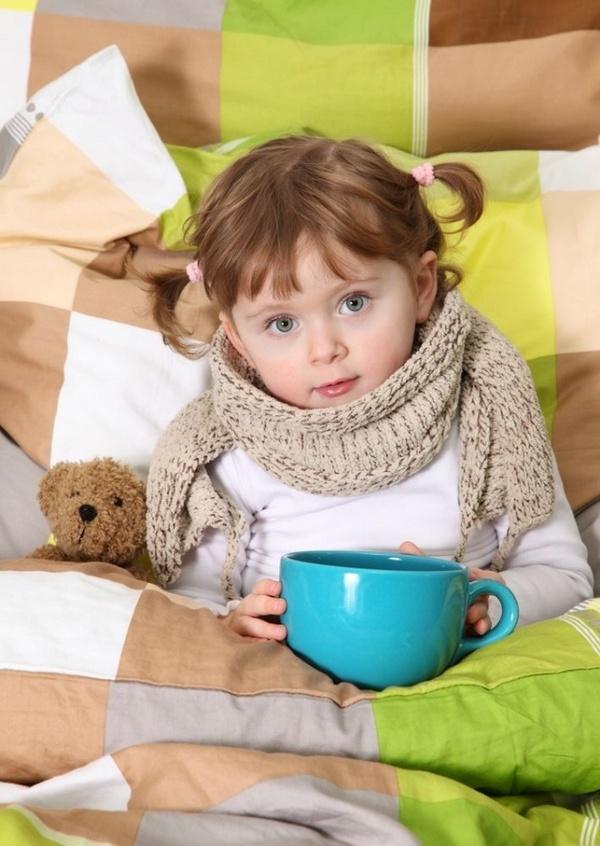 Как уберечь ребенка, если в доме есть больной?