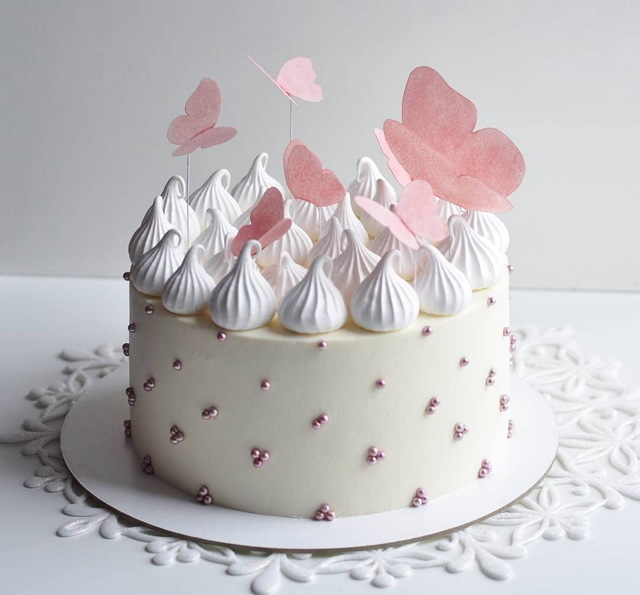 Украшение и торт на День рождения ребенка своими руками: идеи декора