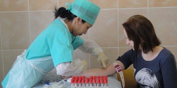 Анализ на НbsAg — маркет вируса гепатита В