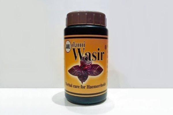 Как принимать Васир при геморрое?
