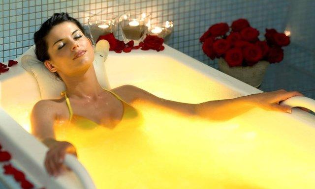Действие горячей и холодной ванны при геморрое