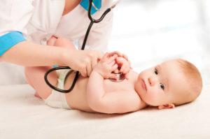 Признаки врожденного порока сердца у новорожденного