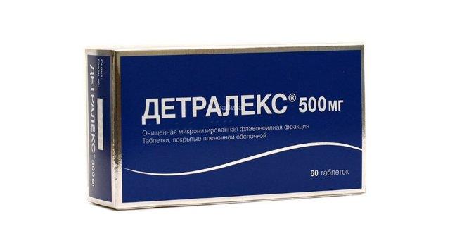Обзор препарата Детралекс