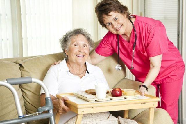 Питание после инсульта в домашних условиях