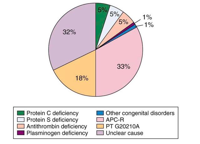 Причины, диагностика и лечение гиперкоагуляции
