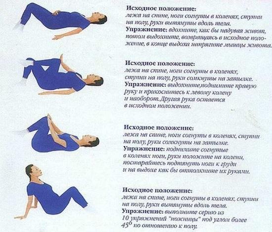 Геморрой лечение диета гимнастика