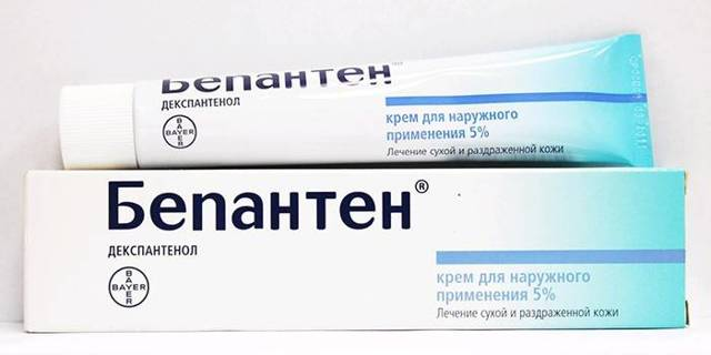 Применение Бепантена при геморрое: дозировка, побочные действия, рекомендации