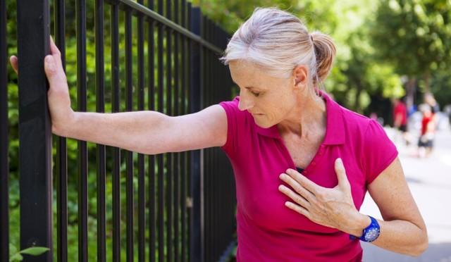 Все об инфаркте миокарда: причины, симптомы и проведение ЭКГ