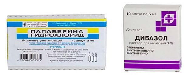 Какие препараты и как назначаются для инъекций при гипертонии?