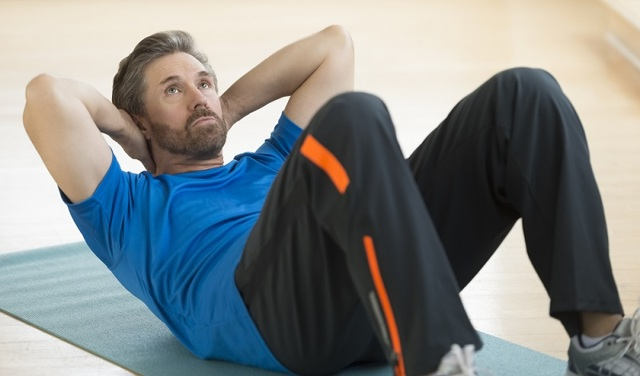Эффективные упражнения от геморроя