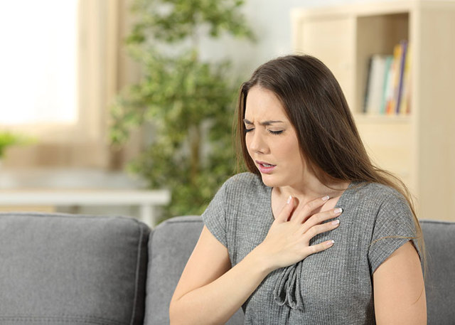 Причины, виды и лечение сердечного кашля