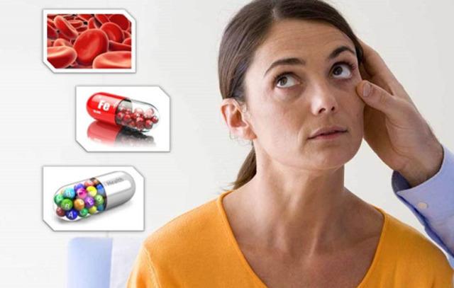 Анемия у женщин: признаки и последствия