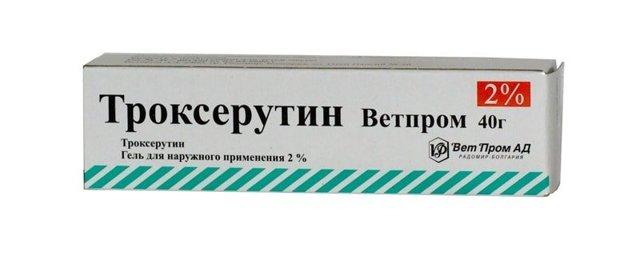 Препараты флеботоники при геморрое