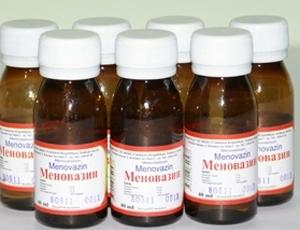 Инструкция по применению Меновазина при геморрое
