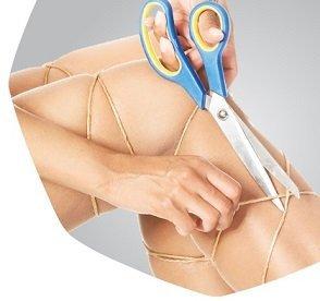 Лечение варикоза с помощью компрессионного белья