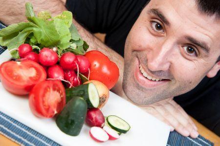 Диета для мужчин с повышенным холестерином