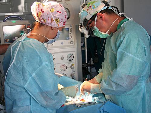 Симптомы, развитие и лечение стеноза лёгочной артерии