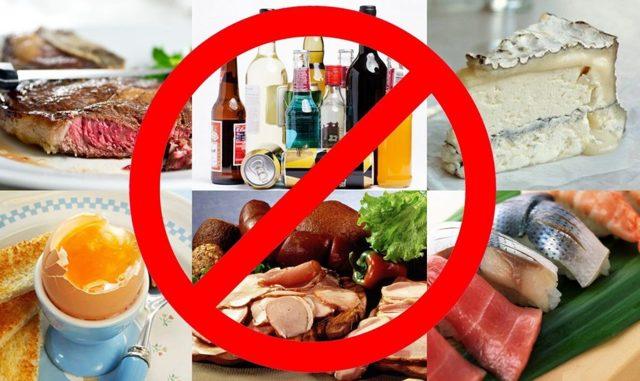 Диета при геморрое на каждый день: правильное меню, списки продуктов, питание при трещине, после операции